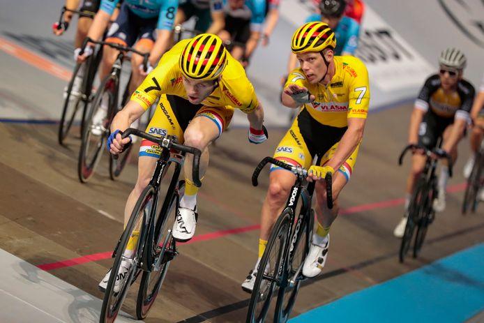 Yoeri Havik en Wim Stroetinga.