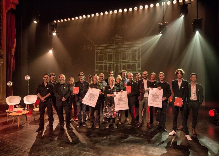 Nieuwe seizoensbrochure van Cultuurcentrum Brugge
