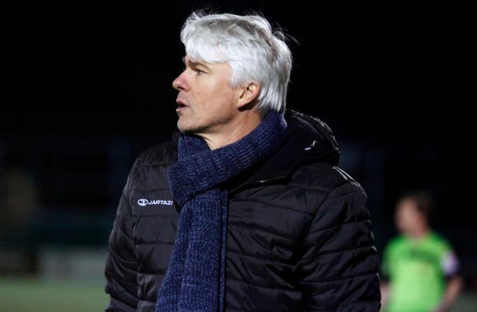Trainer Jannes Tant