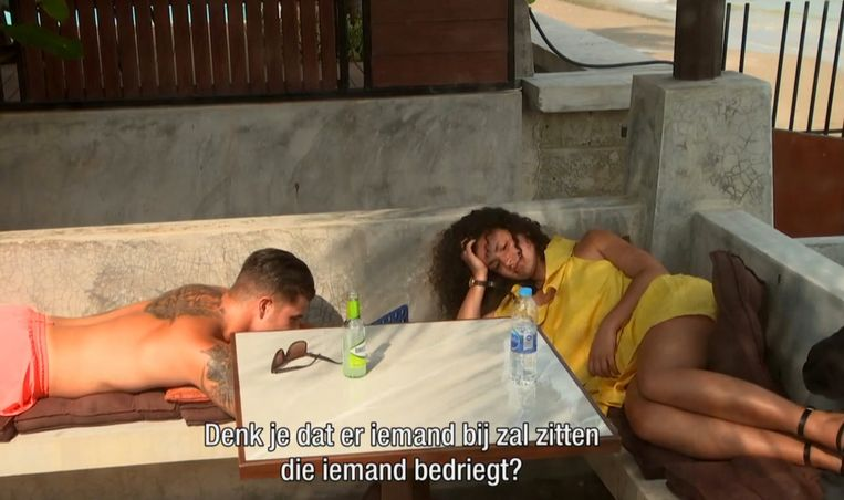 Sam & Angela Temptation Island
