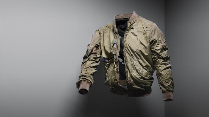Een van de kledingstukken die werden gebruikt in de campagne van ProRail.