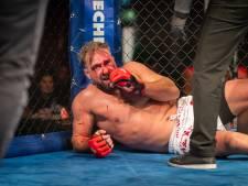 MMA-veteraan Dion Staring verliest afscheidspartij in 'zijn' Arnhem