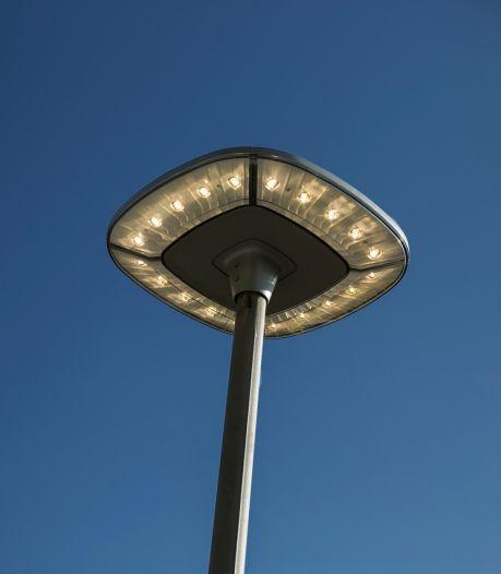 Veenendaal wil aan de slimme lantaarnpaal