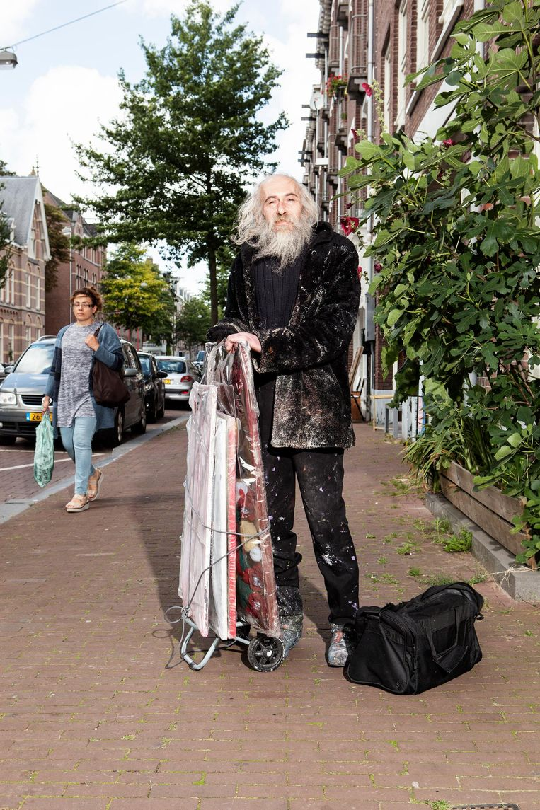 Graal Longinecu, 64 jaar Beeld Niels Blekemolen