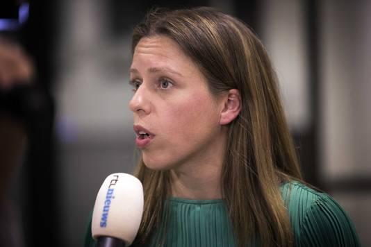 Minister Carola Schouten, Ministerie van Landbouw, Natuur en Voedselkwaliteit.
