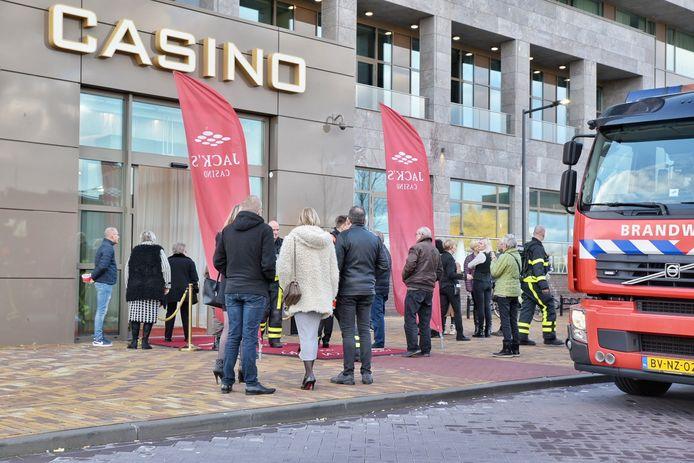 Jack's Casino ontruimd in Tilburg
