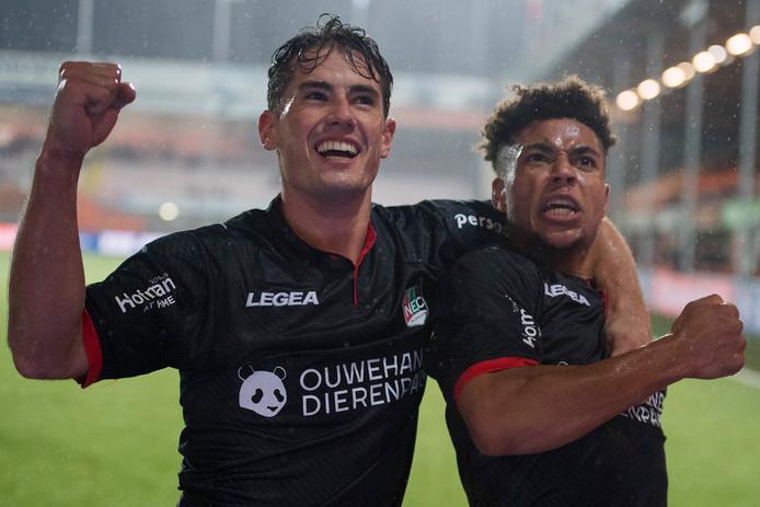 Sven Braken (links).