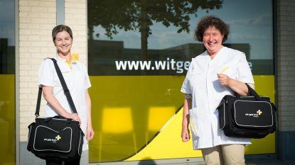 Thuisverpleegkundigen  Katrien en Annelies veranderen niet meer van job