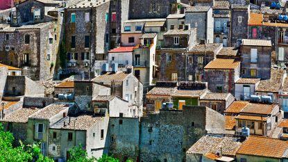 Belg koopt huis in Siciliaans dorp voor slechts 1 euro. Al dertien andere landgenoten volgden hem