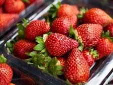 Aardbeien in supermarkt zijn 6 keer giftiger dan ander fruit