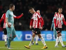 Samenvatting | Ellende bij PSV houdt aan na rode kaart Afellay en puntverlies tegen FC Twente