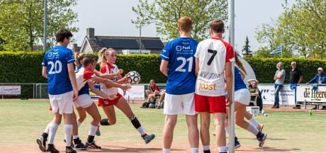 Korfbalster Willemijn Bouwens van TOP op titeljacht bij EK -21 jaar