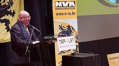 Hugo Van Bueren herverkozen tot voorzitter N-VA Edegem
