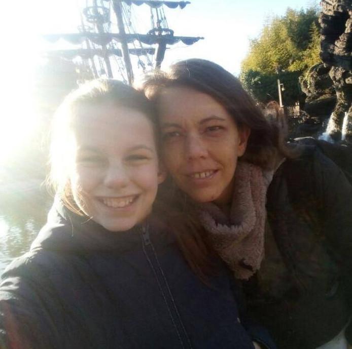 Cindy Muyshond a emmené sa fille avec elle dans la mort