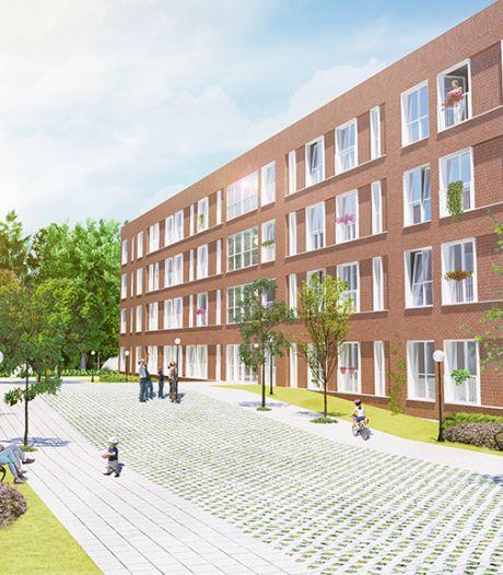Toch plan voor 250 woningen voor spoedzoekers aan Beukelaarstraat Veghel