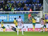 Fortuna en Willem II delen de punten na fantastische wedstrijd