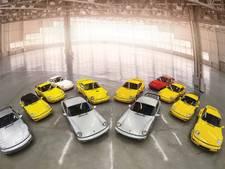 Zeldzame versies Porsche 911 moeten miljoenen opbrengen