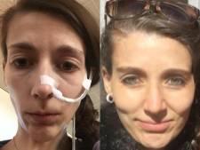 Steffie uit Budel vecht al 15 jaar tegen anorexia, vriendin Eline begint kaartjesactie