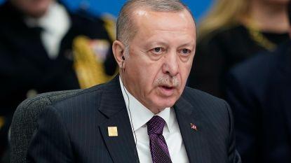 Erdogan nodigt Duitse, Franse en Britse collega's uit in Istanboel