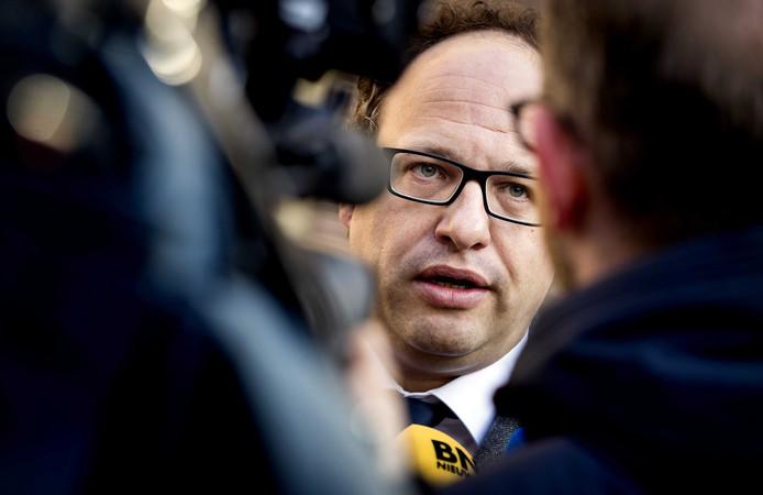 Wouter Koolmees, minister van Sociale Zaken.