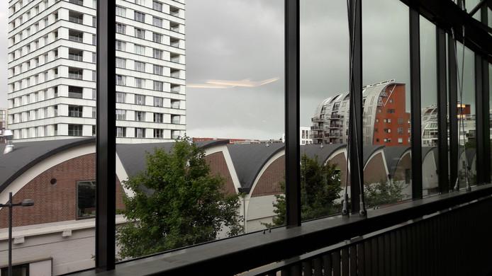 Uitzicht vanuit Kinepolis in Den Bosch