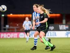 Juul Santema schiet met scherp bij FC Eindhoven Vrouwen