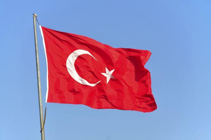 De Turkse vlag