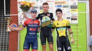 Thibau Nys wint juniorenkoers in Bierbeek