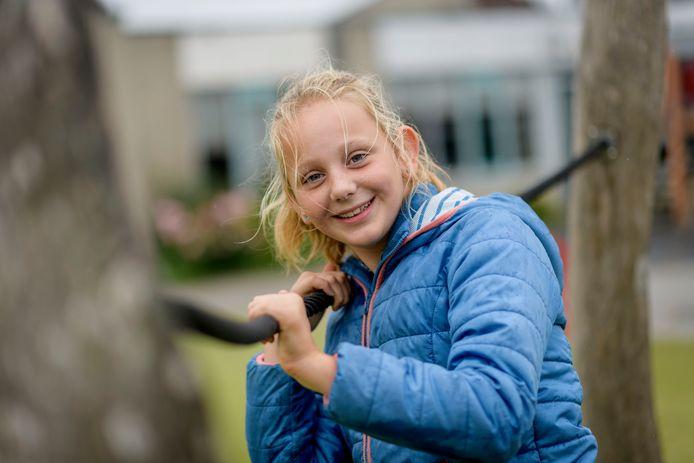 Tubbergen krijgt een kinderburgemeester. Het is de 10-jarige Kristy Geuke uit Albergen.