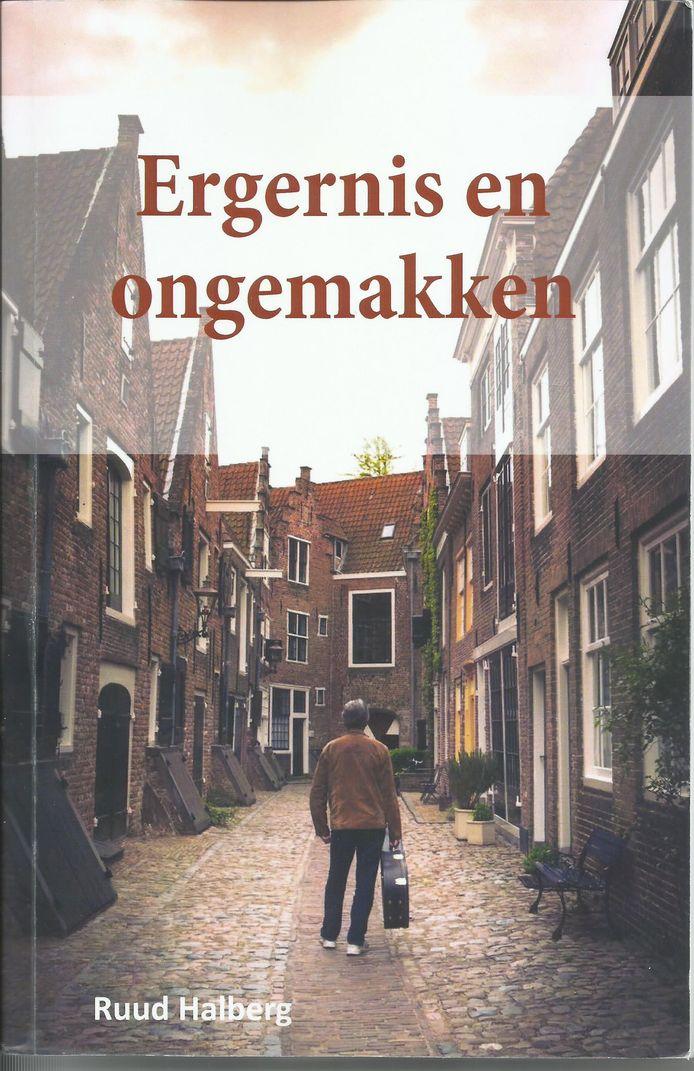 cover Ergernis en ongemakken van Ruud Halberg