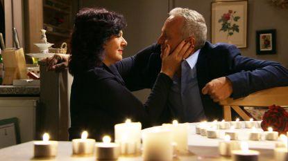 Heuglijk jubileum in 'Thuis': Rosa en Steven zorgen voor 25ste huwelijk in de soap