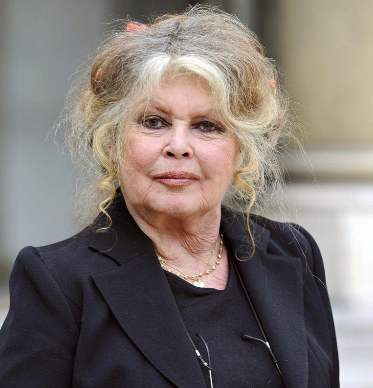 Brigitte Bardot Beeld afp