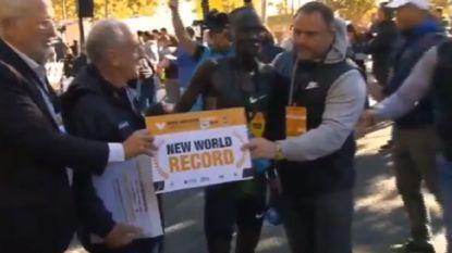 Wereldrecordhouder halve marathon test positief op doping