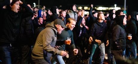 Deze regels werden overtreden tijdens het Willem II-supportersfeest, bekijk hier de vergunning