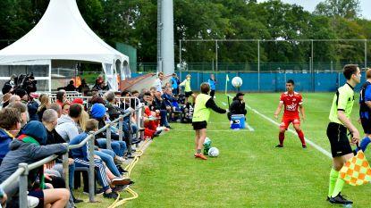 """KV Oostende speelt eerste oefenmatch met 300 fans sinds coronacrisis: """"Als je moet wachten tot de Pro League met duidelijke plannen komt..."""""""