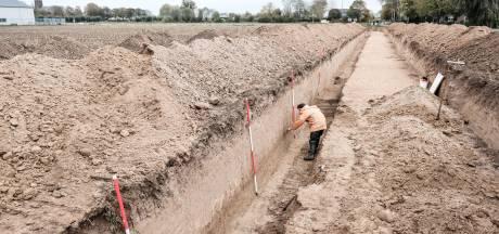 Archeologen zoeken bij Herwen naar sporen van de 'Drususdam'