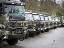 Brokkenpiloot met gestolen legertruck van legerbasis Oirschot: 'Ik had de beste intenties'