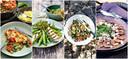 De gerechten die je online kan bestellen, zijn typisch Pascale: groenterijk, verrassend en boordevol smaak.