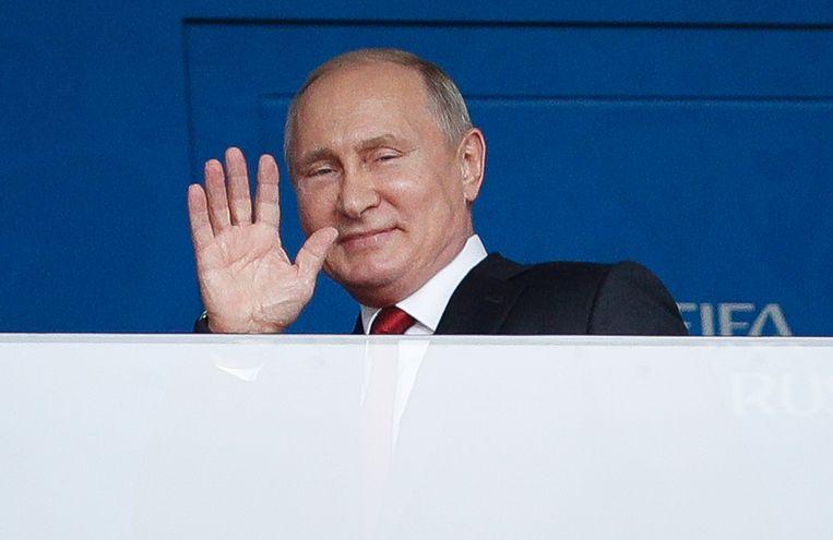Vladimir Poetin Beeld Photo News