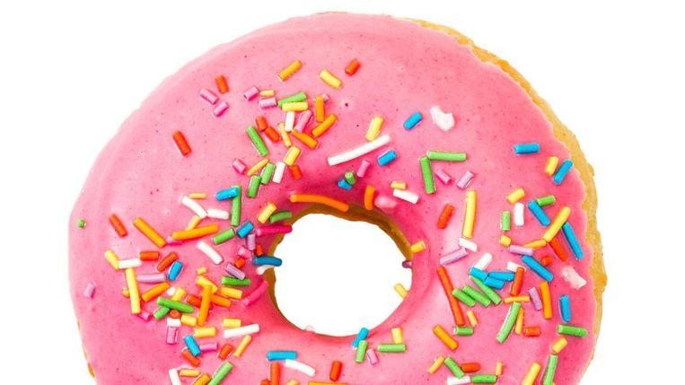Dunkin' Donuts wil de komende jaren vier vestigingen in Amsterdam openen Beeld Shutterstock