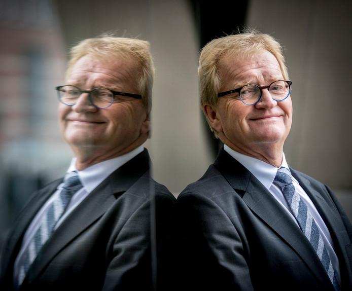 Hans de Boer, voorzitter van ondernemerskoepel VNO-NCW.