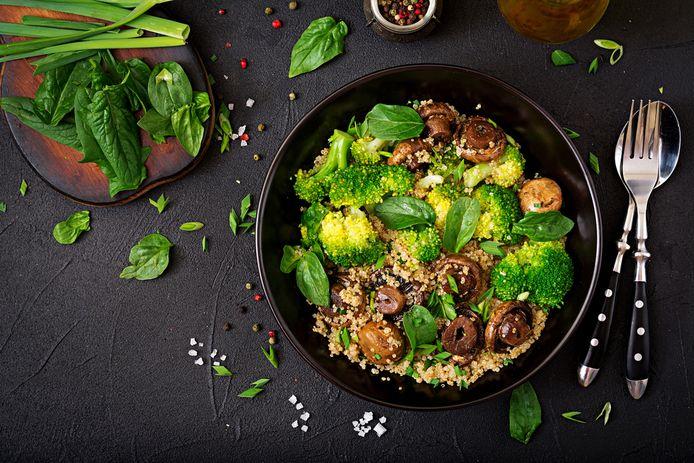 Moet veganistisch eten verboden worden?