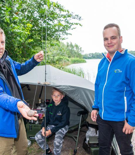 Bijkersplas in Vinkenbuurt is pilotgebied voor loodvrij vissen: 'Je moet ergens beginnen'