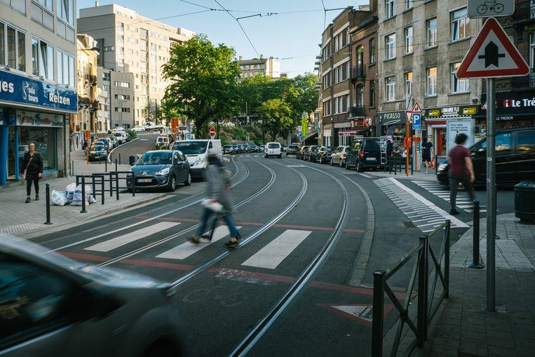 De gemeente wil de straatraces ook harder aanpakken.