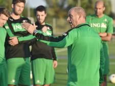 Dosko gaat verder met coach Van Bree