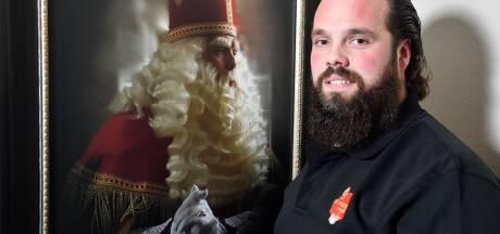 Mark Hannessen uit Nijkerk is voor velen de échte Sinterklaas