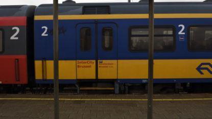 Beneluxtrein met 120 passagiers in panne in Brecht