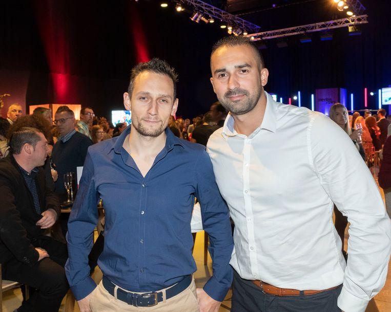 Dimitri en Georgios