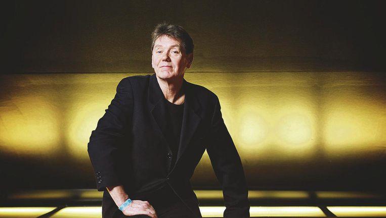 Componist Klas Torstensson Beeld Frits van der Waa