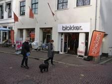 Blokker in Wijk bij Duurstede gaat niet weg, ook al staat het winkelpand te koop